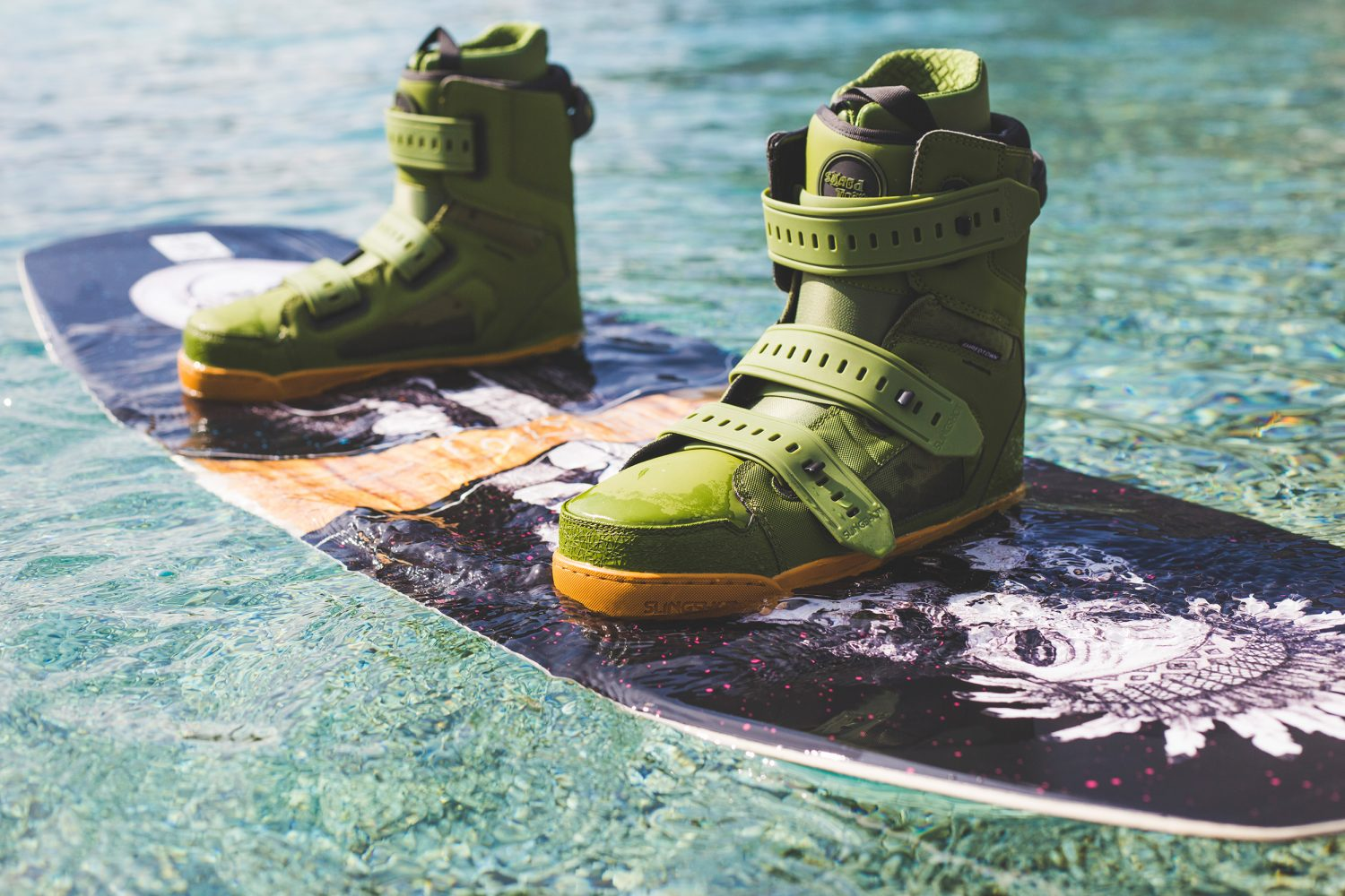 Rental equipment: Wakeboarding at AREA 47