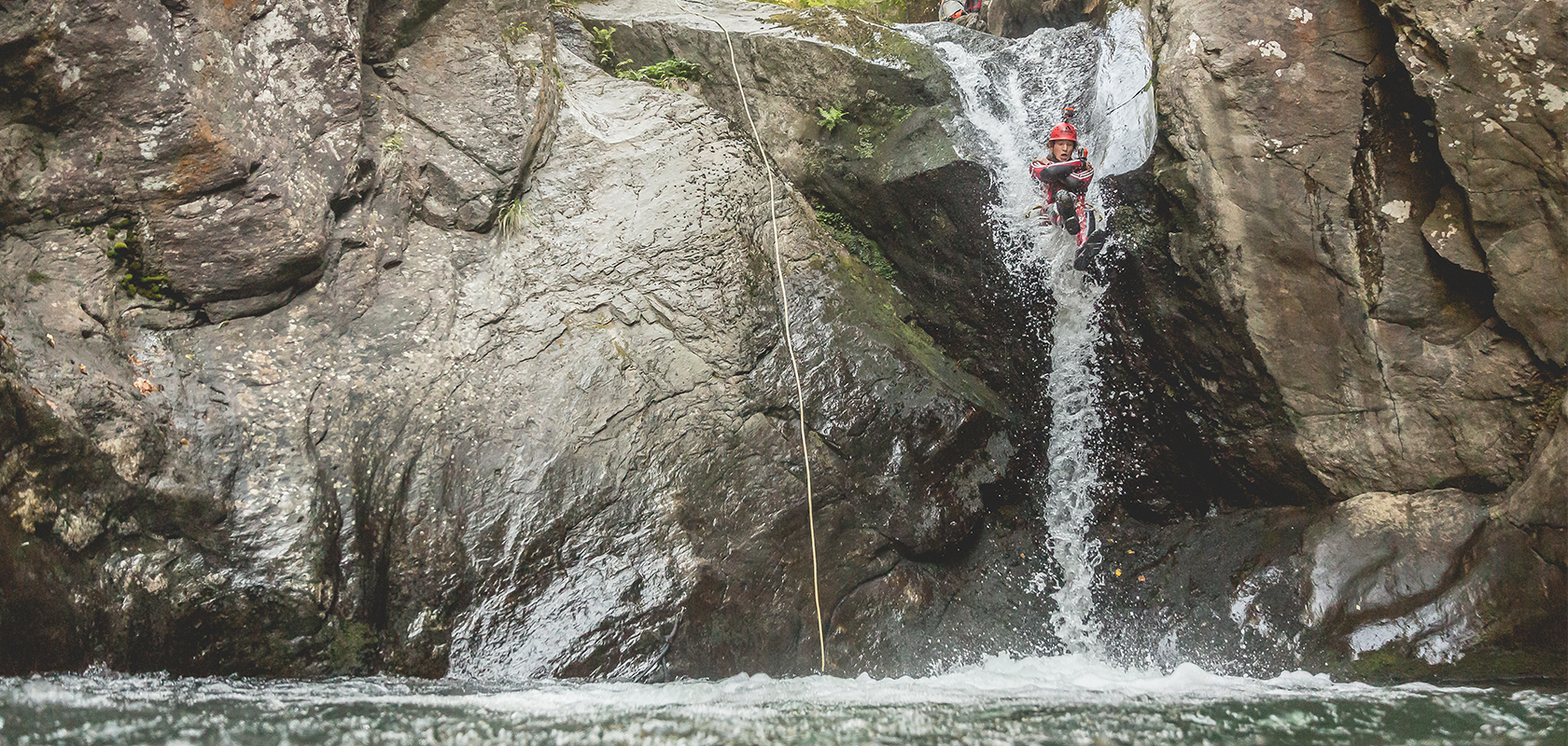 Canyoning tours in Tirol