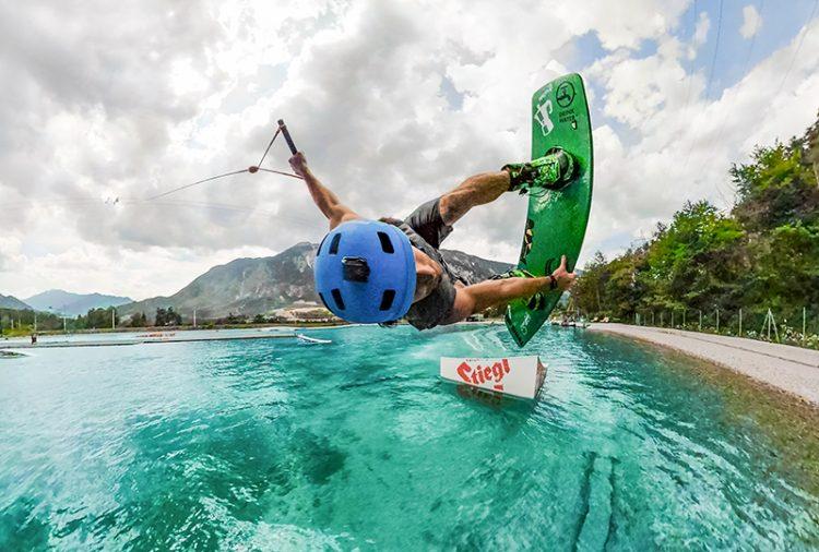 Wakeboarding Oetztal