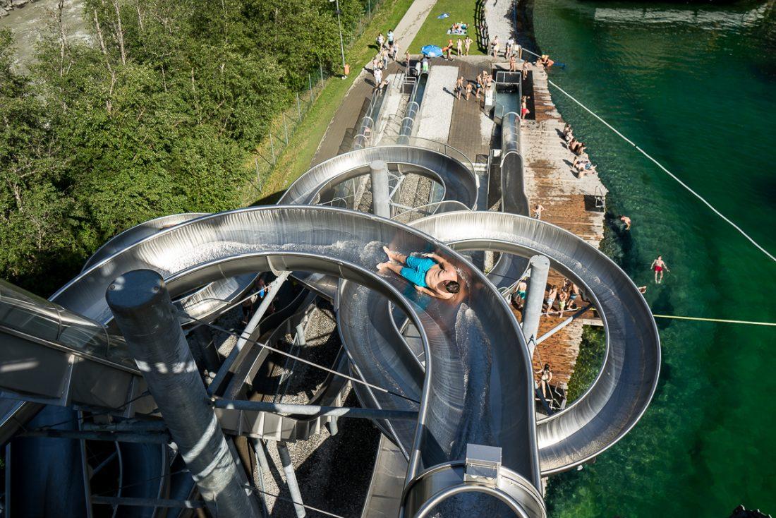 slide park in austria
