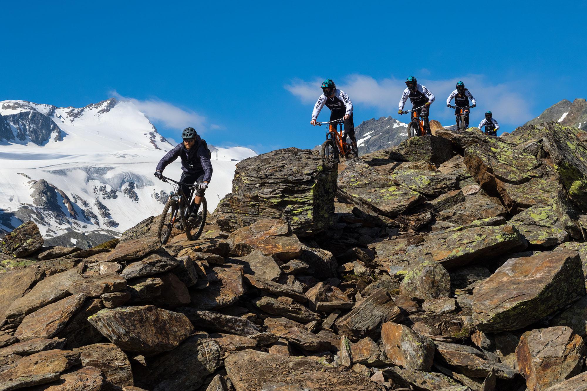 geführte Mountainbike Touren mit der AREA 47 Bike Academy