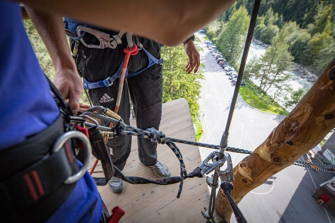 Mega swing Tirol