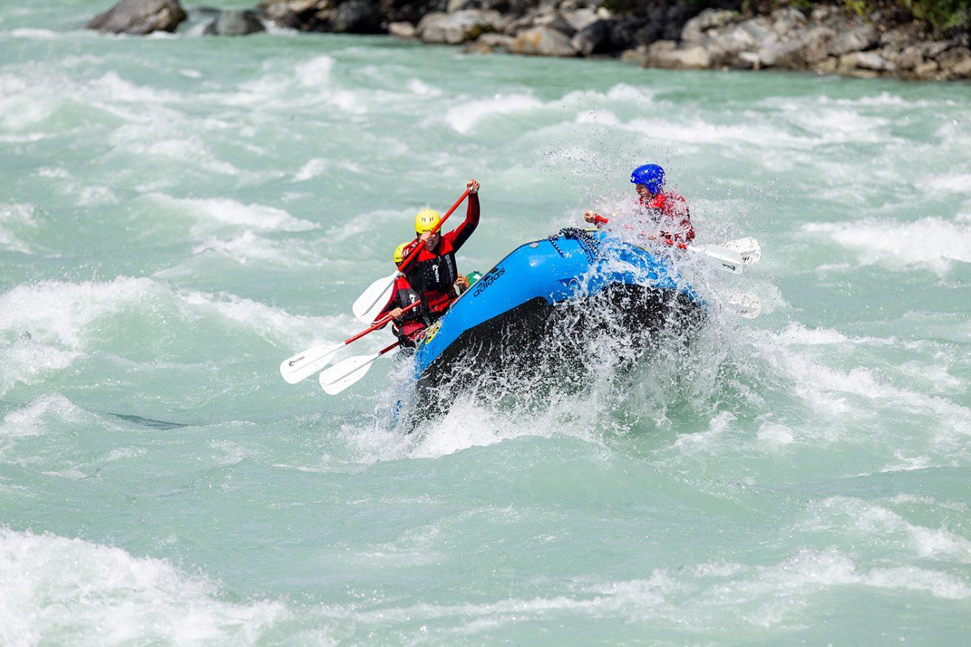 Rafting Oetztal