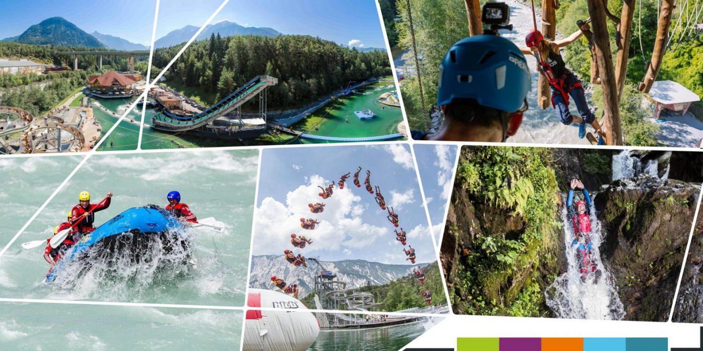 adventure trip in Austria