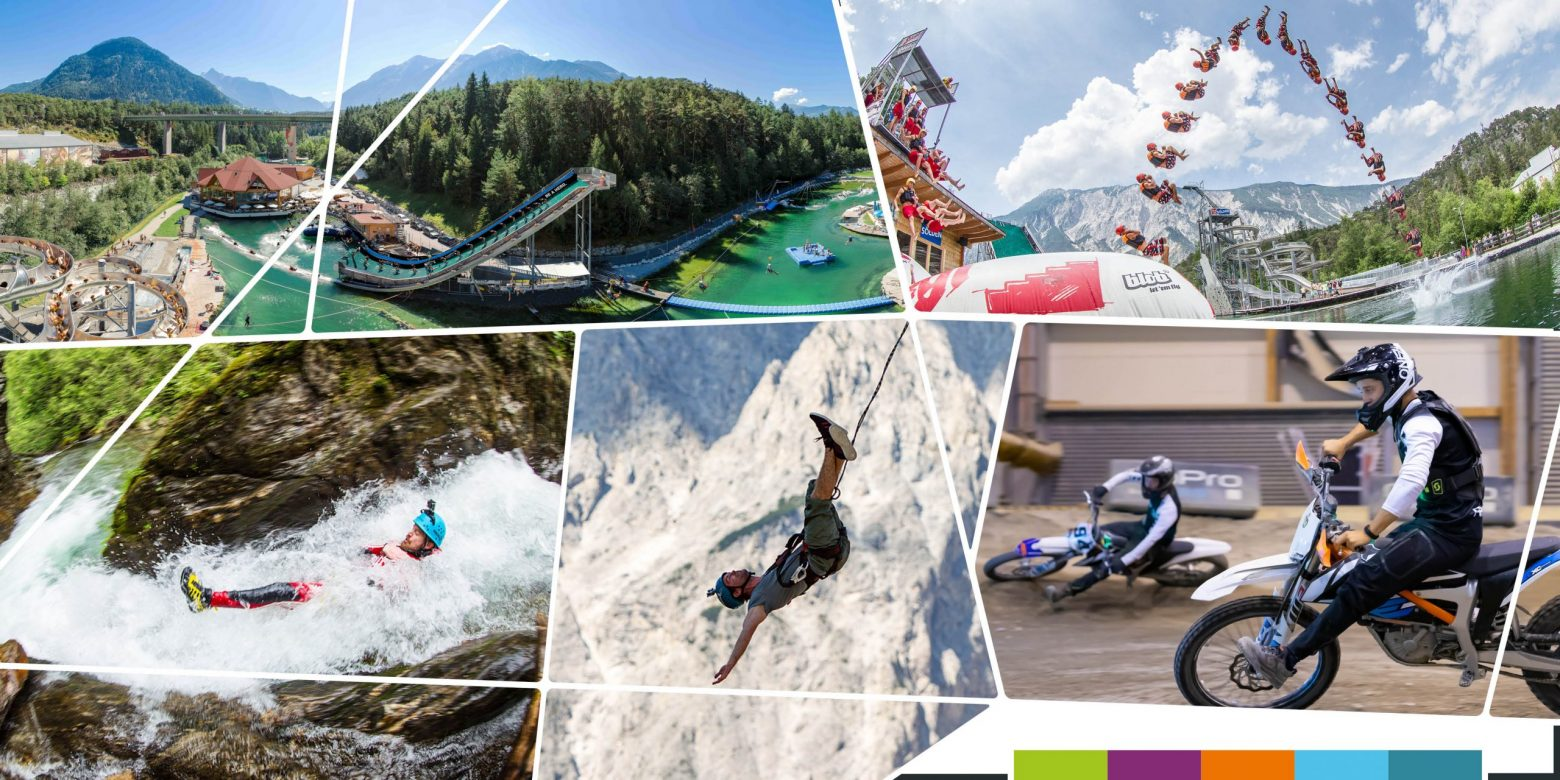 adventure trips in the alps