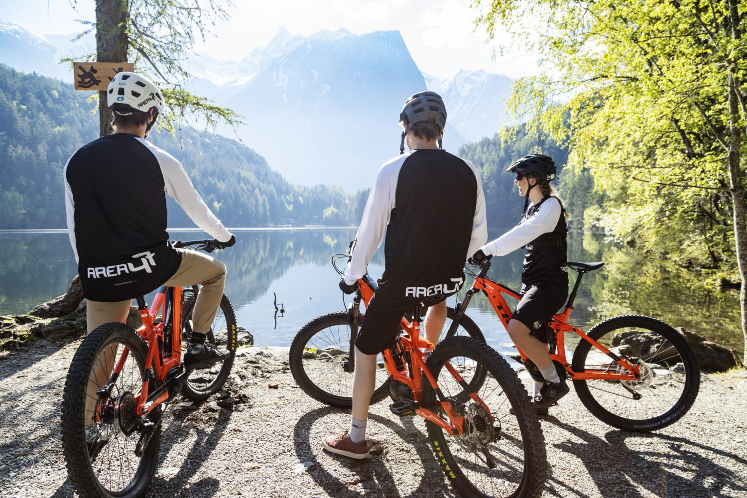 guided bike tours in Austria