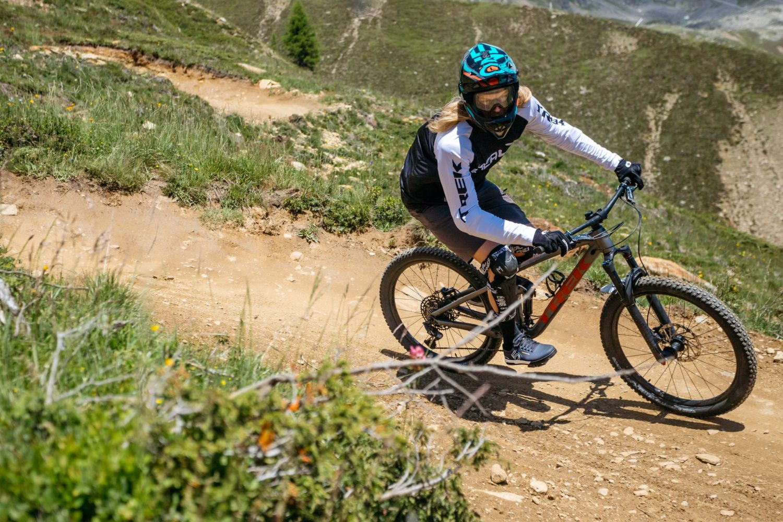 Mountainbike Freeride with AREA 47