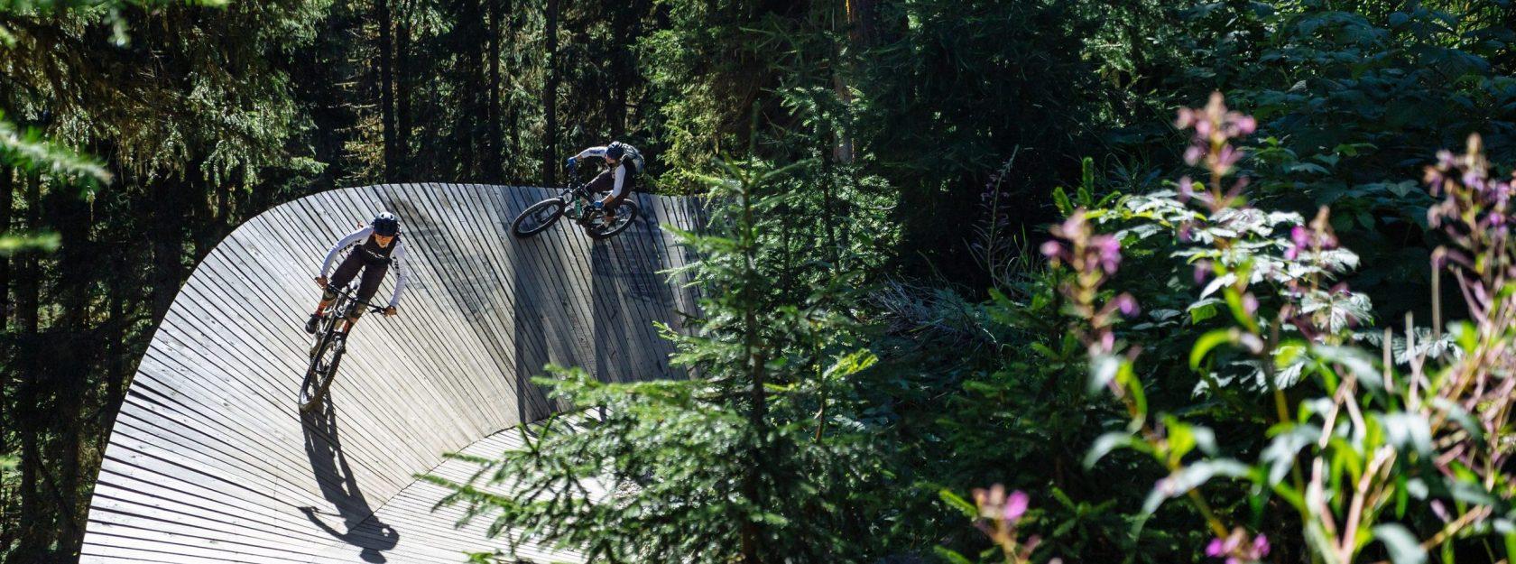 Mountainbike Tour for advanced