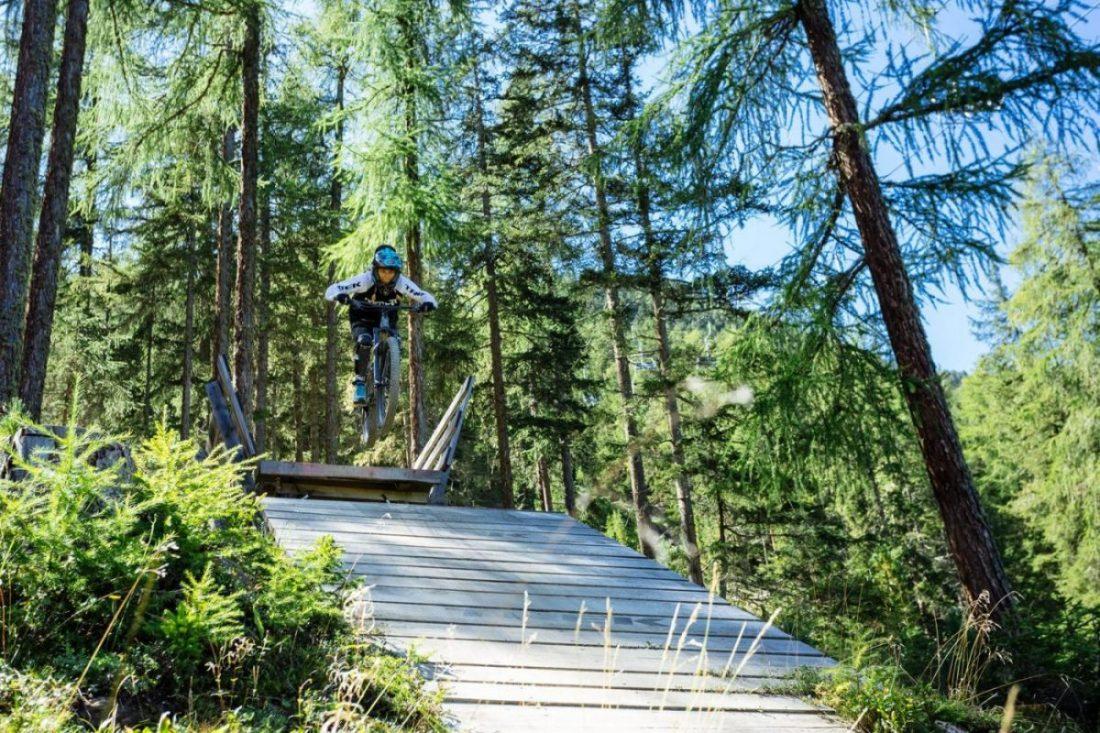 mountainbike tour for advanced riders