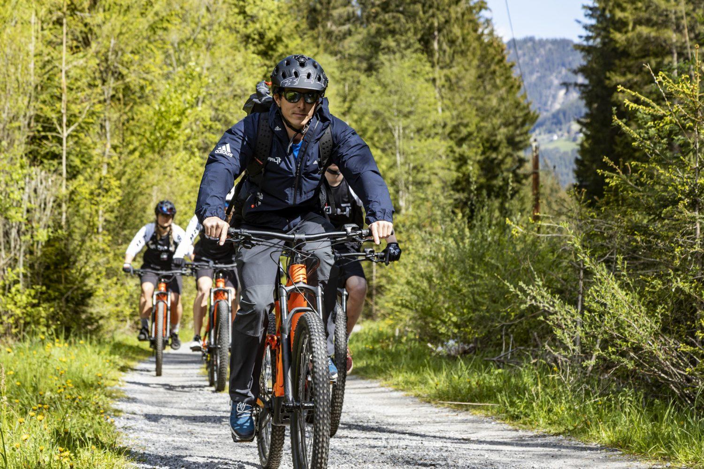 Bike School in Austria