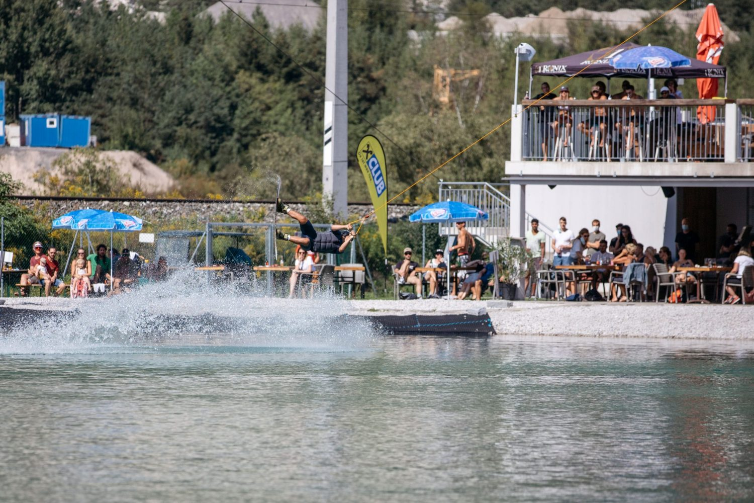 Tyrolean Wakeboard Masters - Wakeboard Event