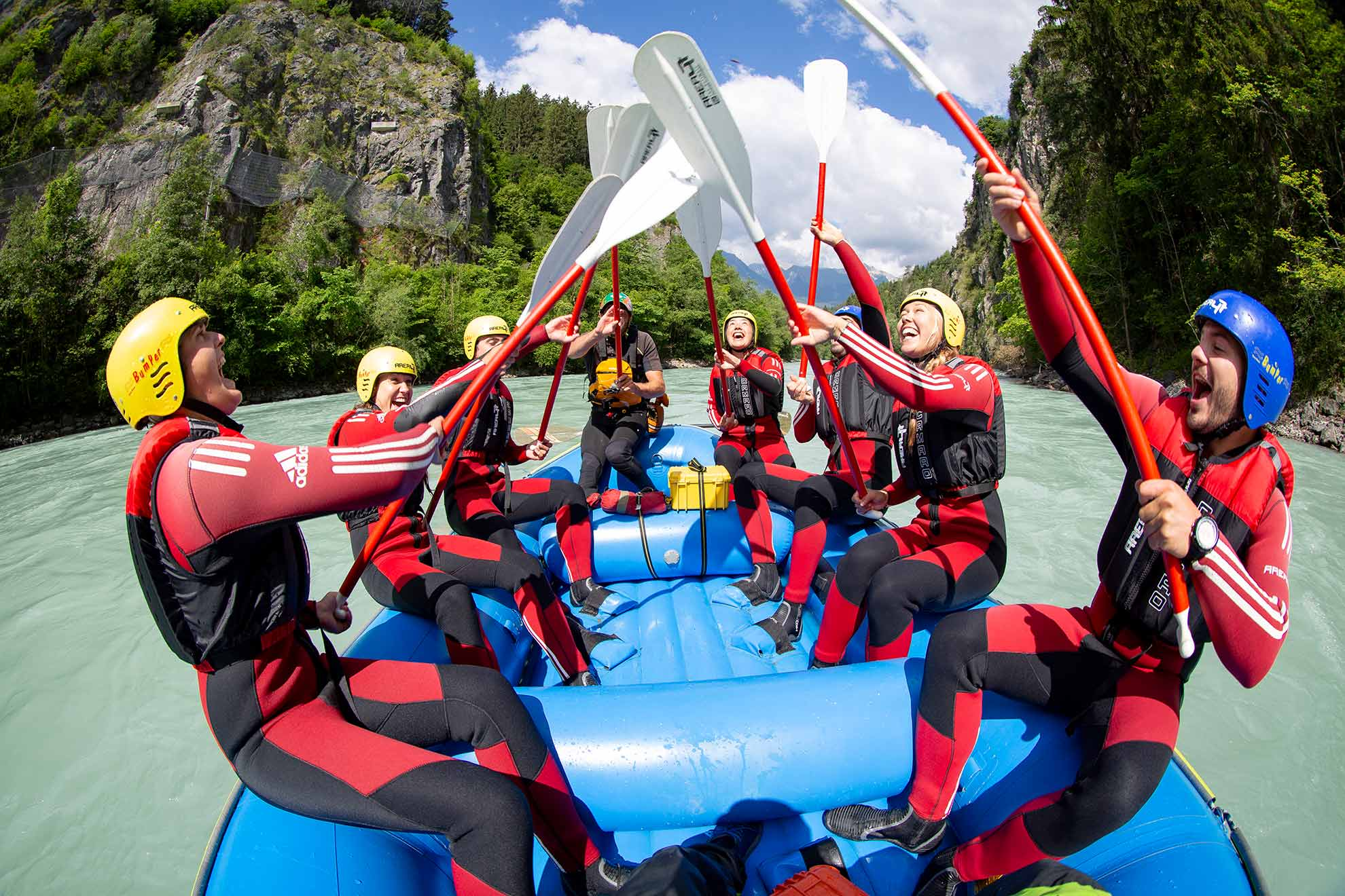 Teambuilding Events in Tyrol