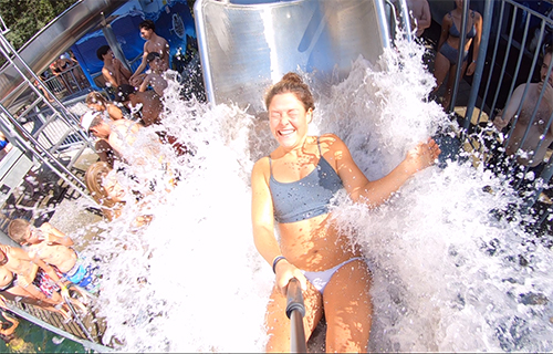 cannonball experience in austria