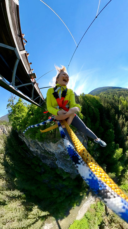 Valley Swing Austria