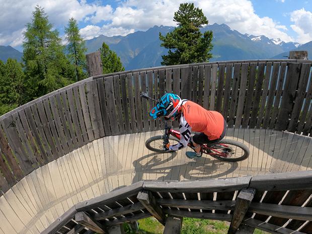 Mountainbike holidays