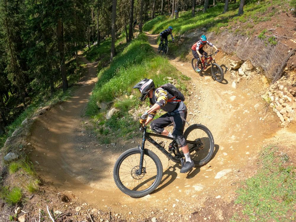 Mountainbike Tours in Tirol