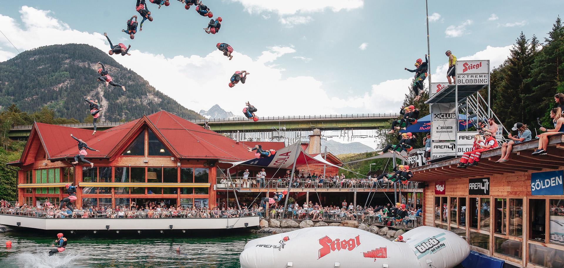 Sport performance at Ötztal