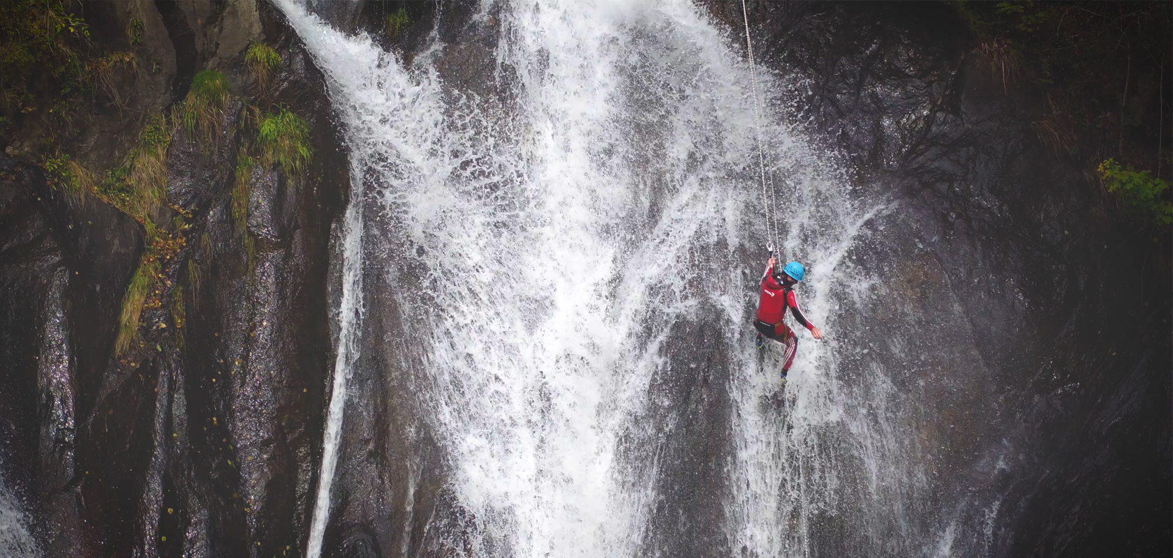 Canyoning mit der AREA 47