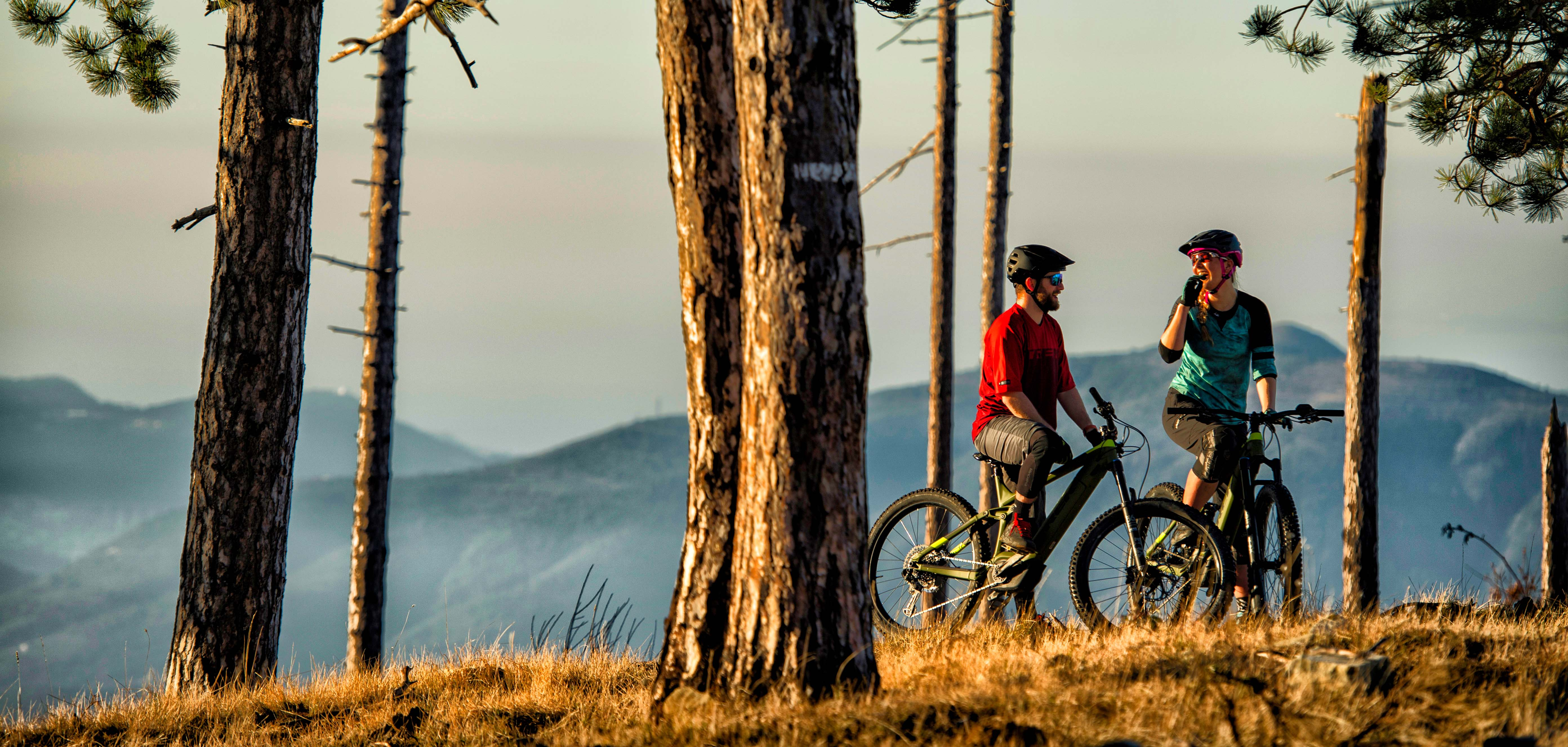 E-Mountainbiken in Tirol