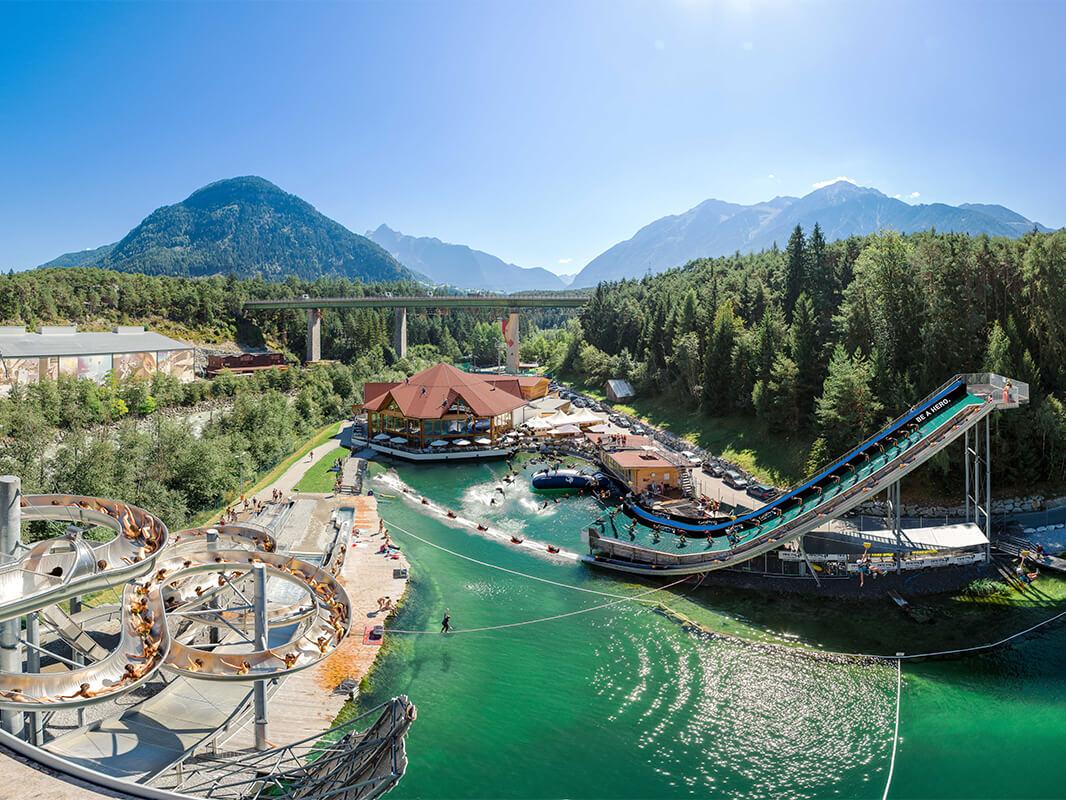 Top 10 Aktivitten nahe Aqua Dome - Tirol Therme Lngenfeld