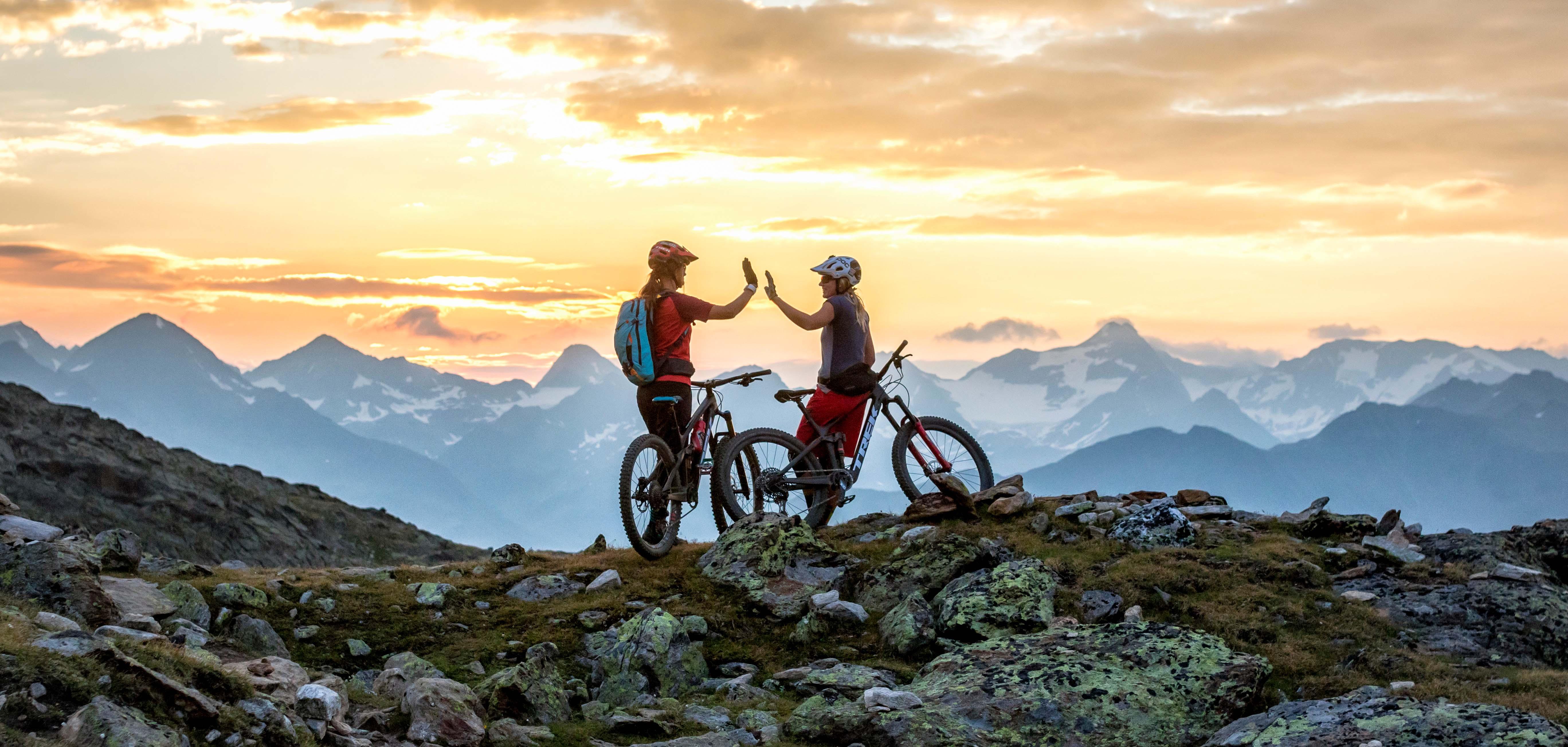 Bike Camp nur für Girls