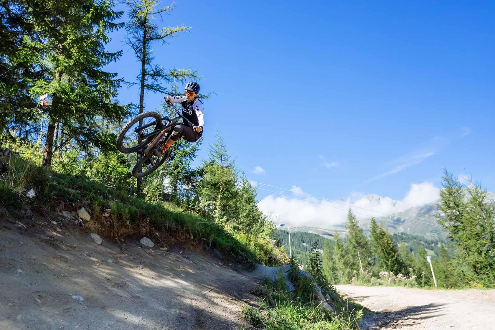 Mountainbike Sport Camp in Österreich