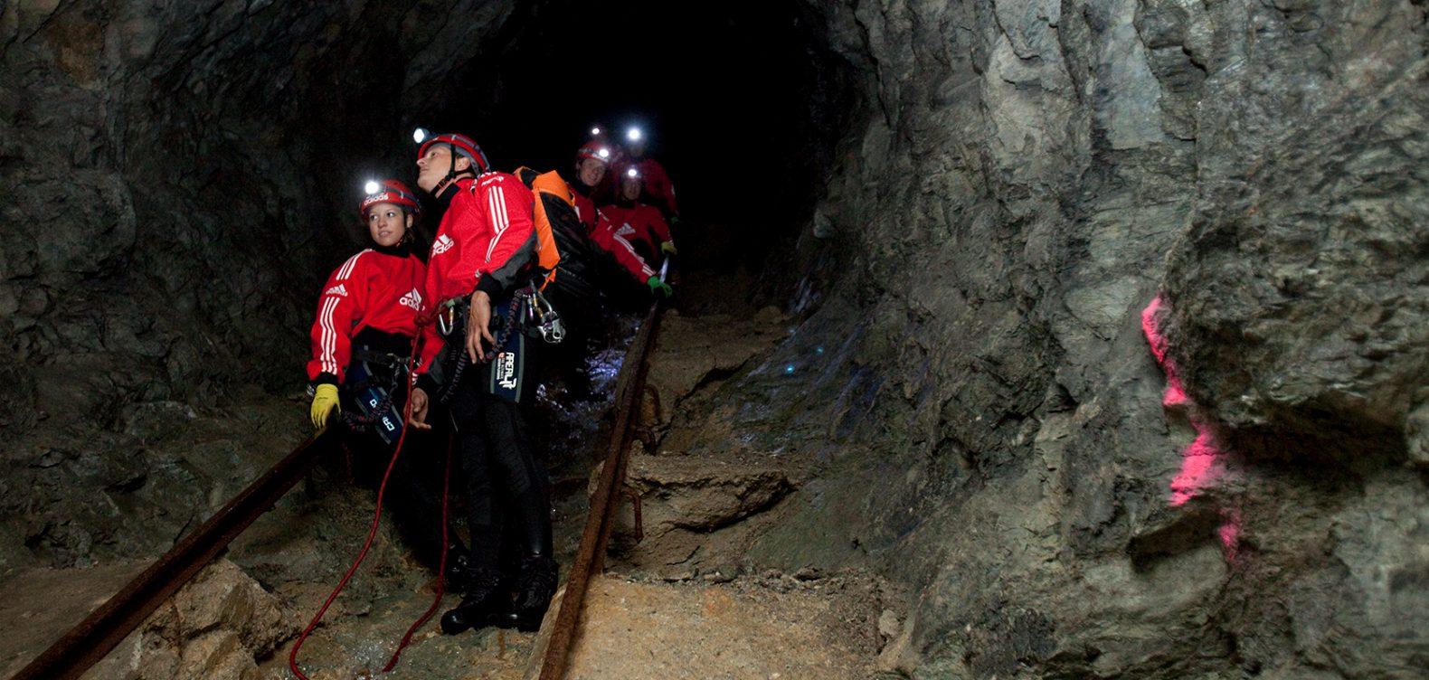 Caving in Österreich