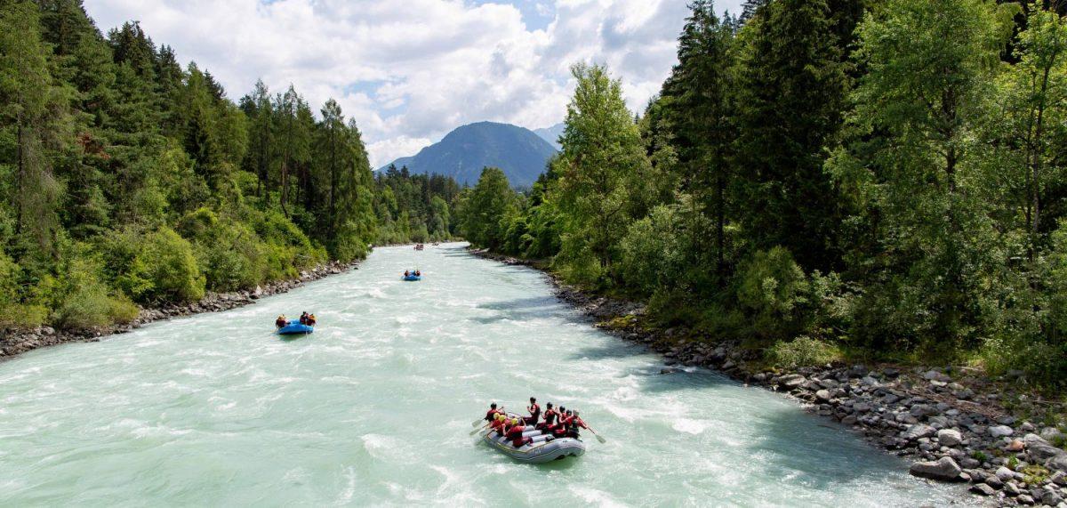 Outdoor Trips in Tirol