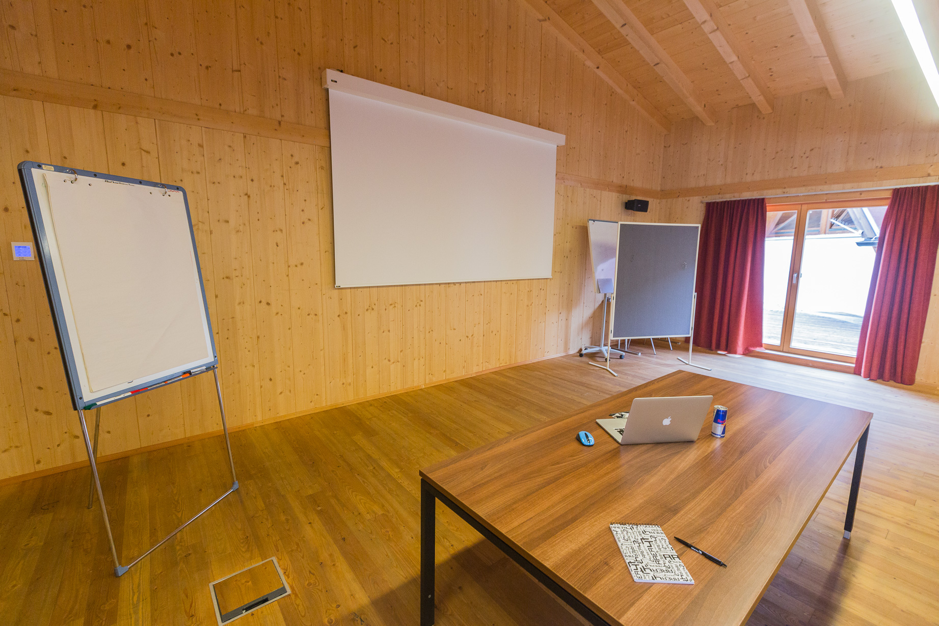 Seminare und Workshops in der Meeting Lodge