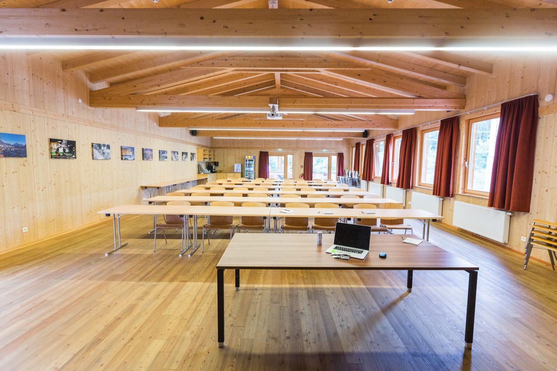 Seminare in der AREA 47