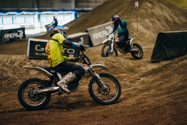 Elektro-Motocross