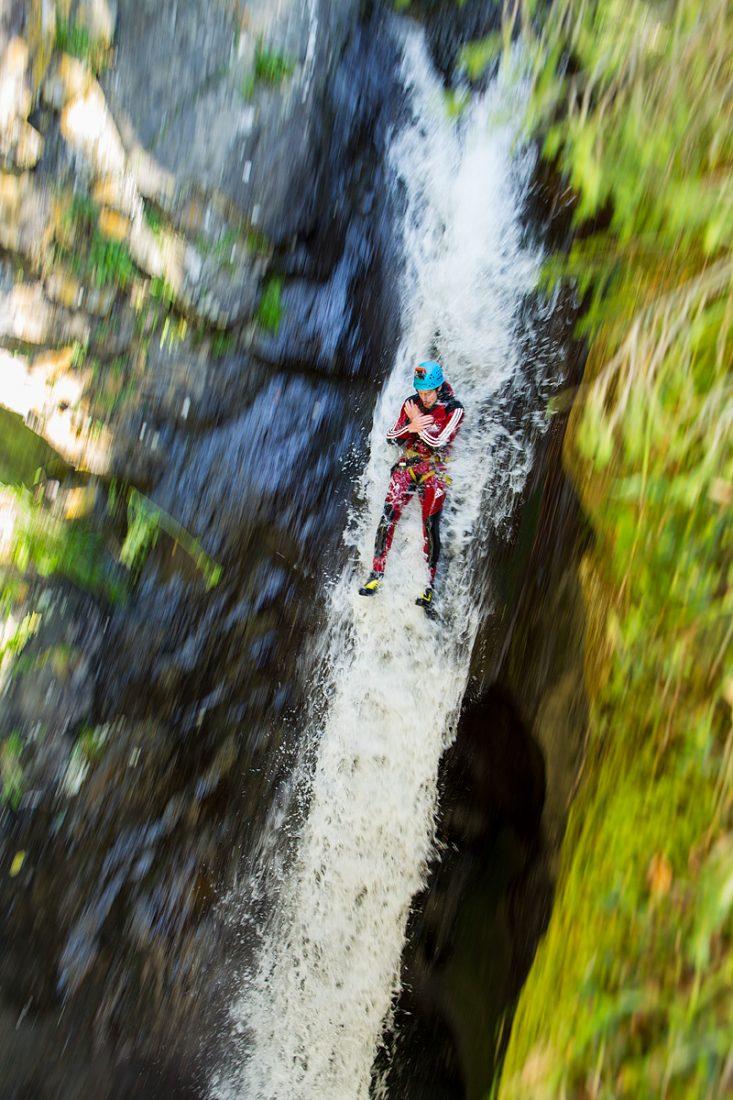 Geführte Canyoning-Touren in Tirol