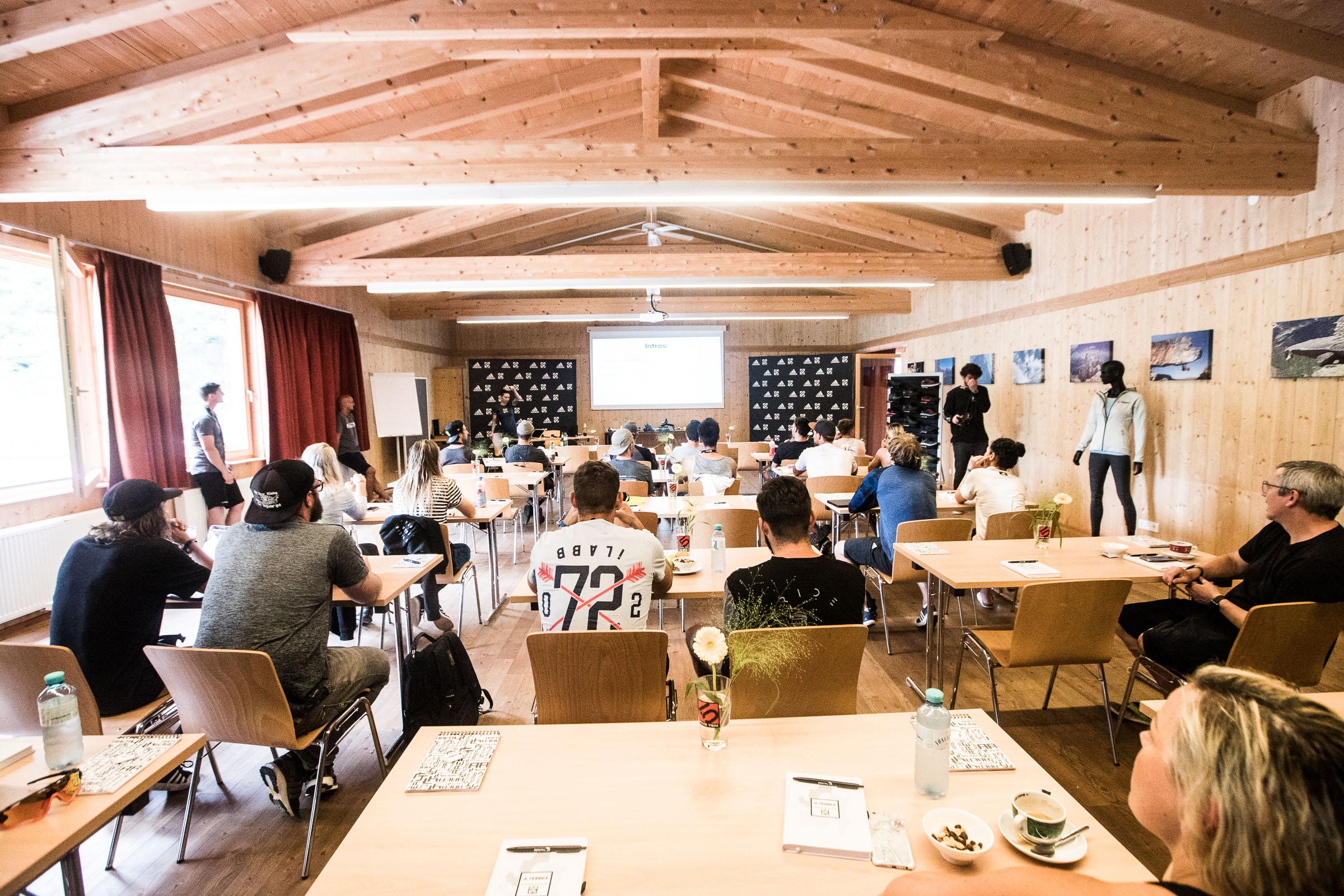 Seminare und Workshops im Outdoor Freizeitpark