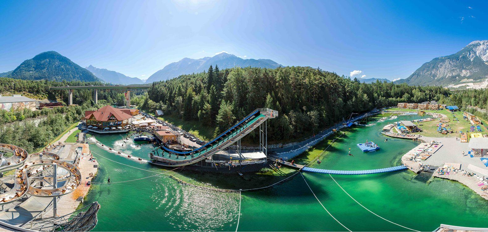 Der coolste Wasserpark in Tirol