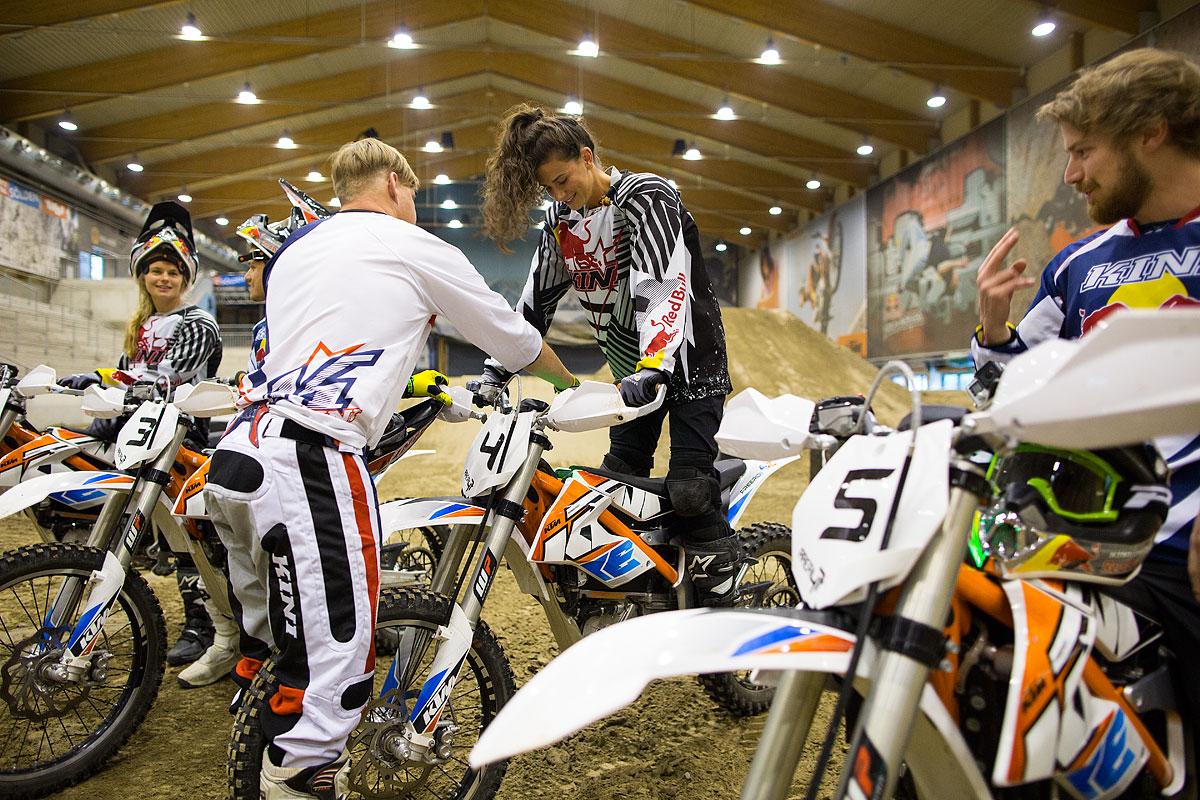 E-Motocross Tour in Österreich