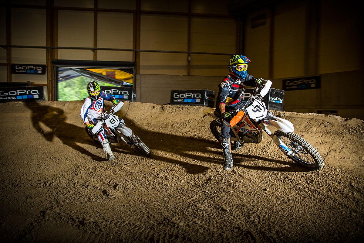 Freeride Elektro-Motocross in Österreich