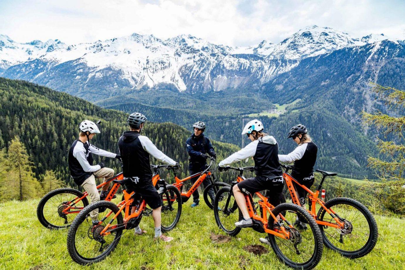 Berge, Mountainbike, Guide - Valley Loop