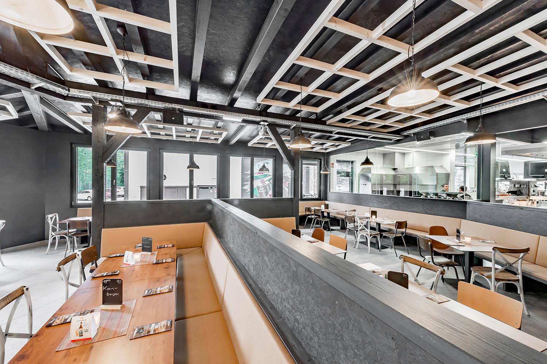 Neuer Look für`s Restaurant im Ötztal