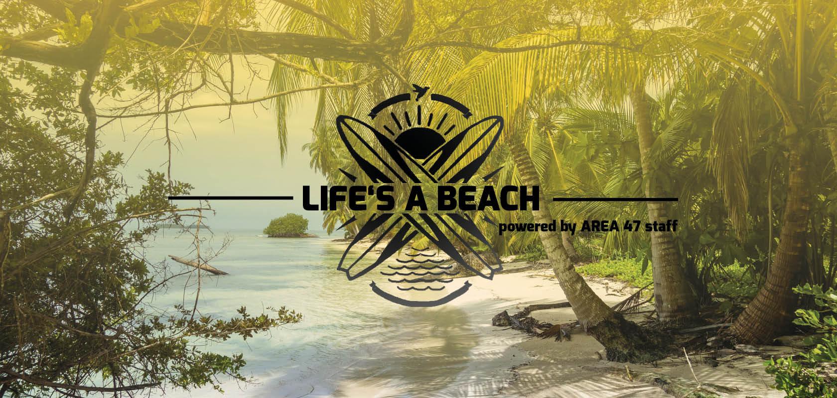 Beach Party in der AREA 47