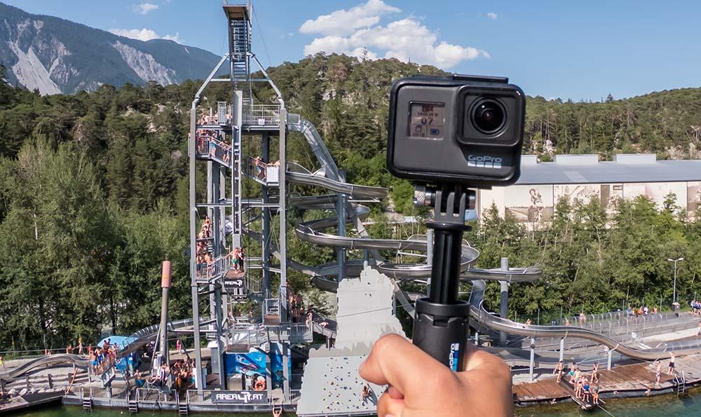 GoPro kostenfrei ausleihen