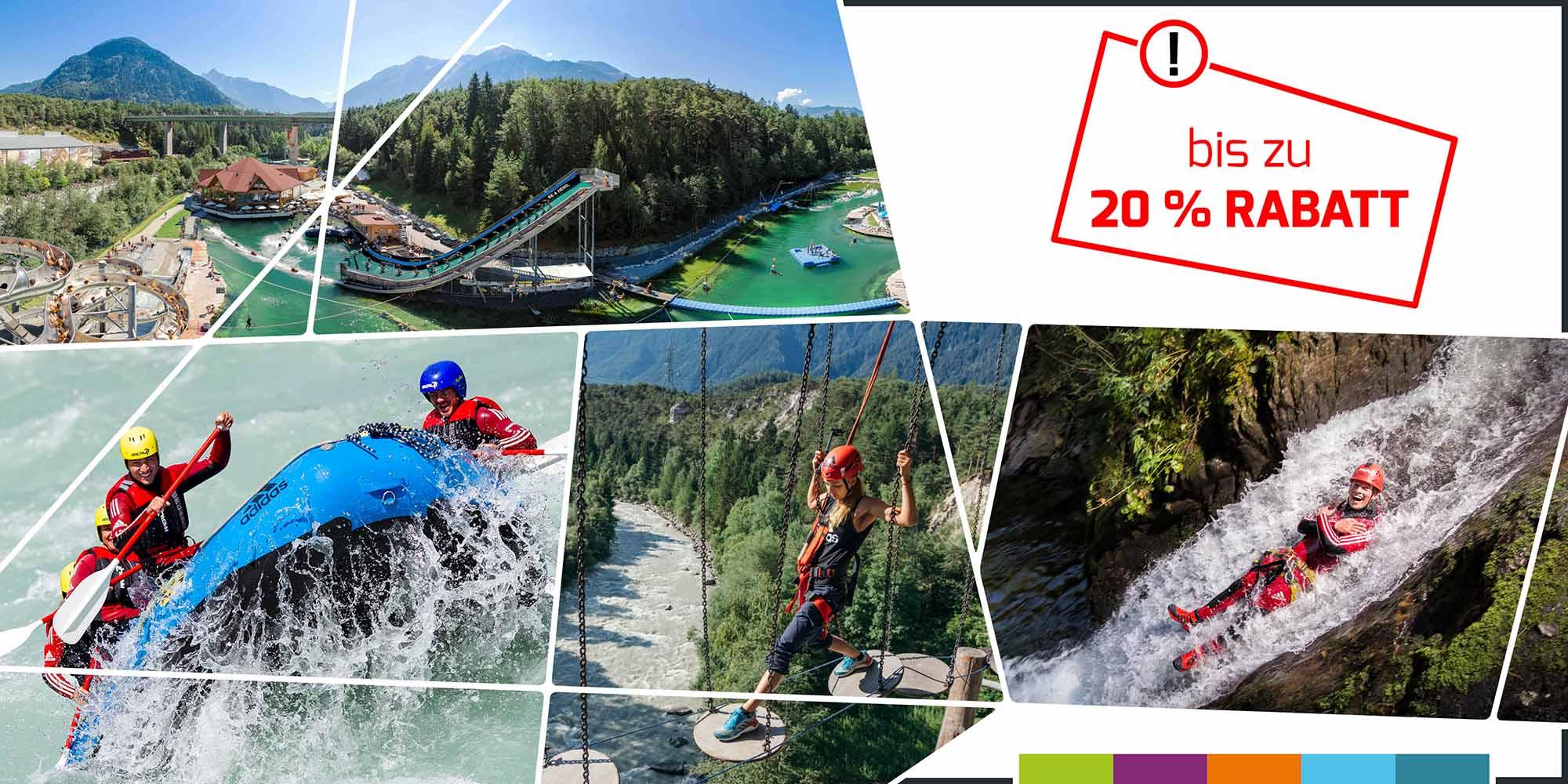 Abenteuer Urlaub in Tirol