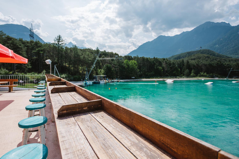 Restaurant mit Aussicht in Tirol