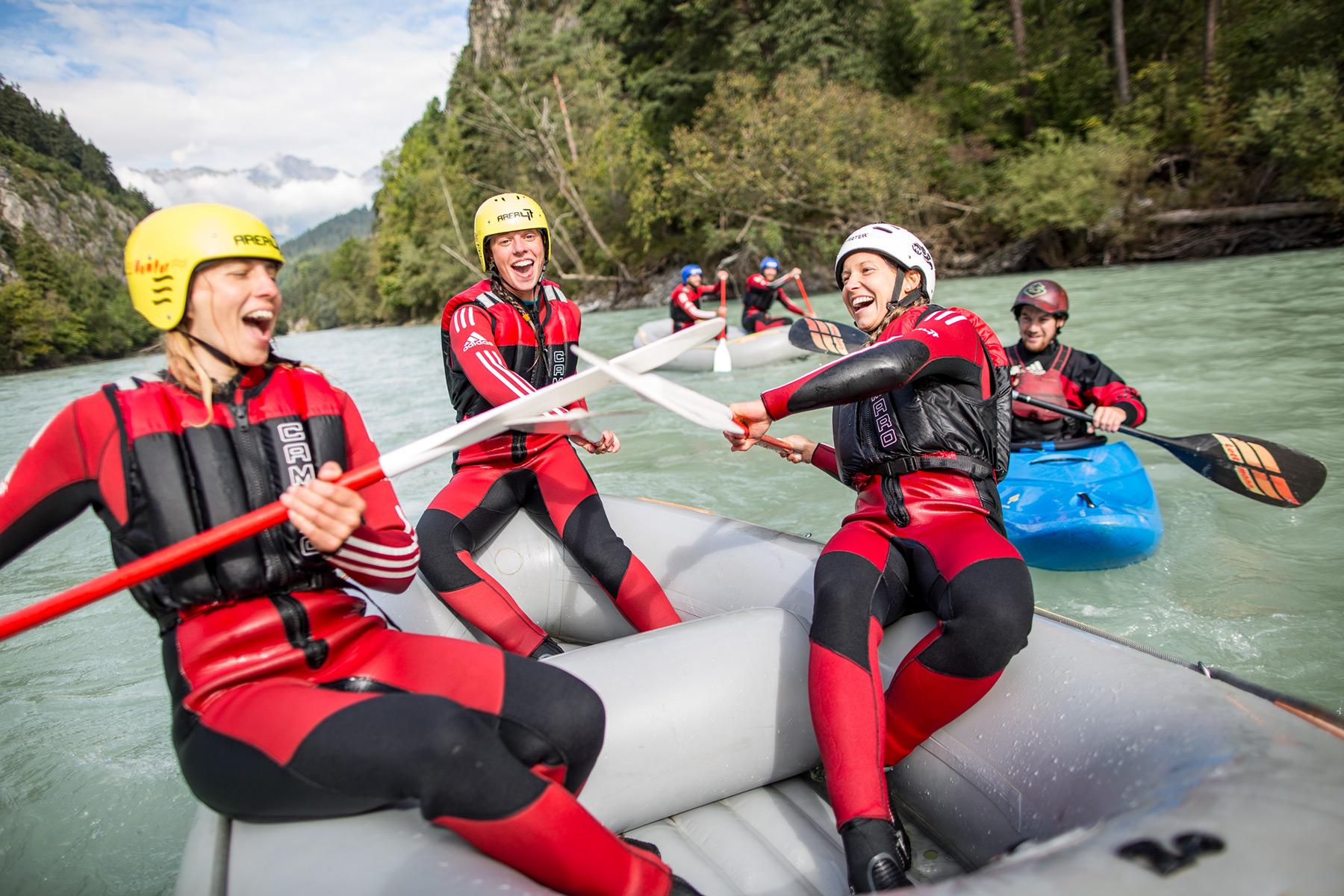 Power Rafting