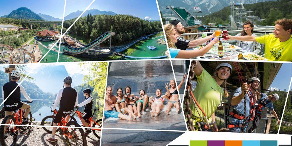 Kurzurlaub für Freunde in Österreich