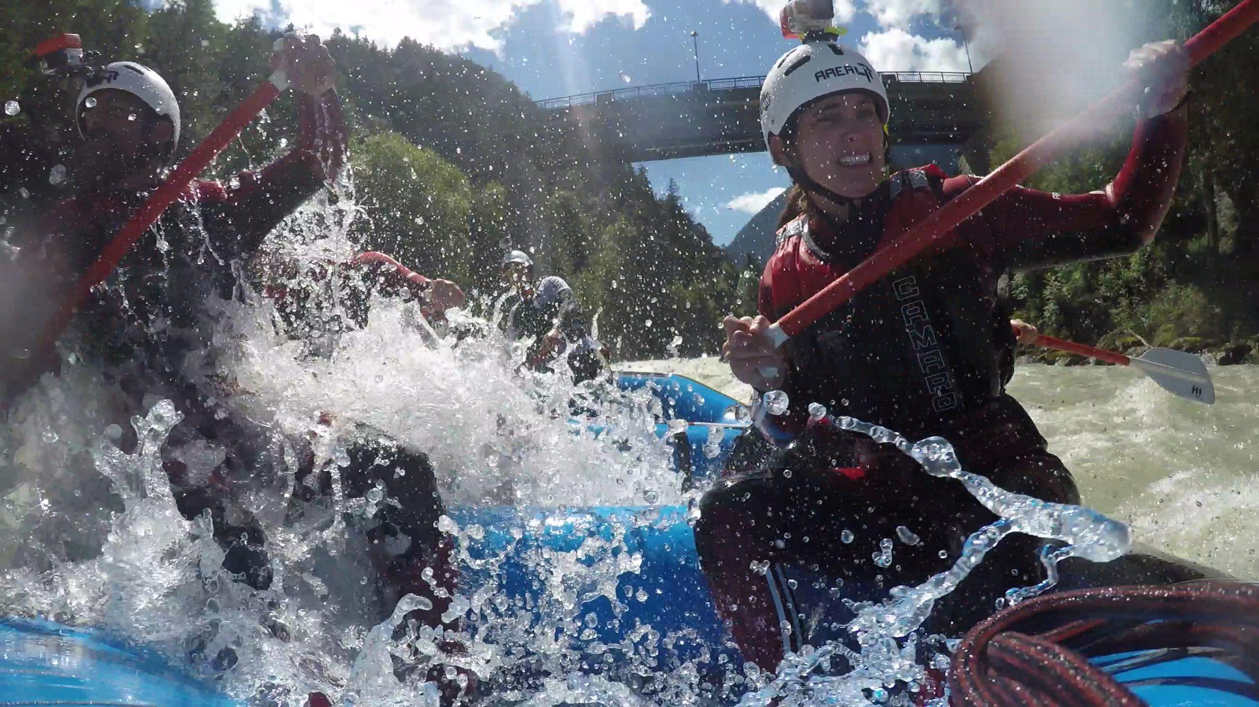 Rafting Ötztaler Ache