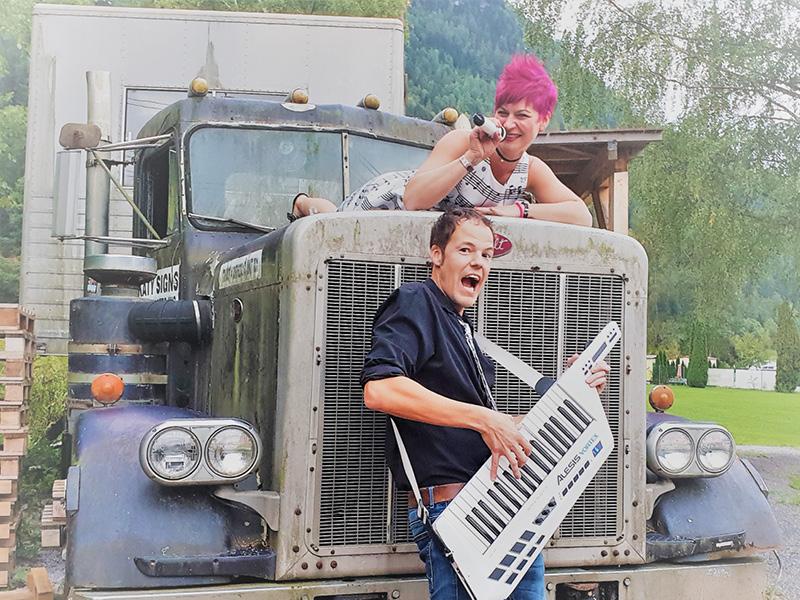 Live Musik im Ötztal
