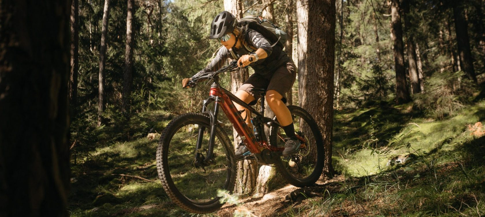 E-Bike Tour für Fortgeschrittene im Ötztal in Tirol