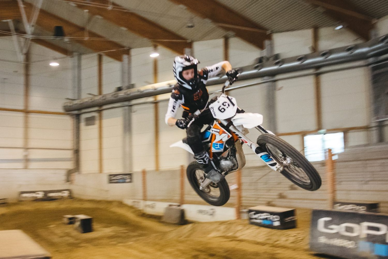 Elektro Motocross mit der AREA 47