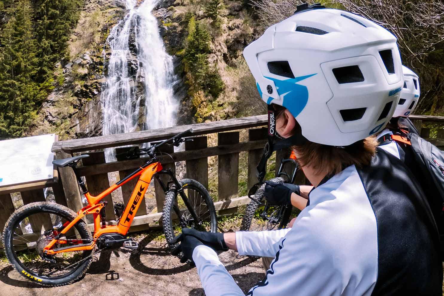 E-Bike Tour zum Stuibenfall