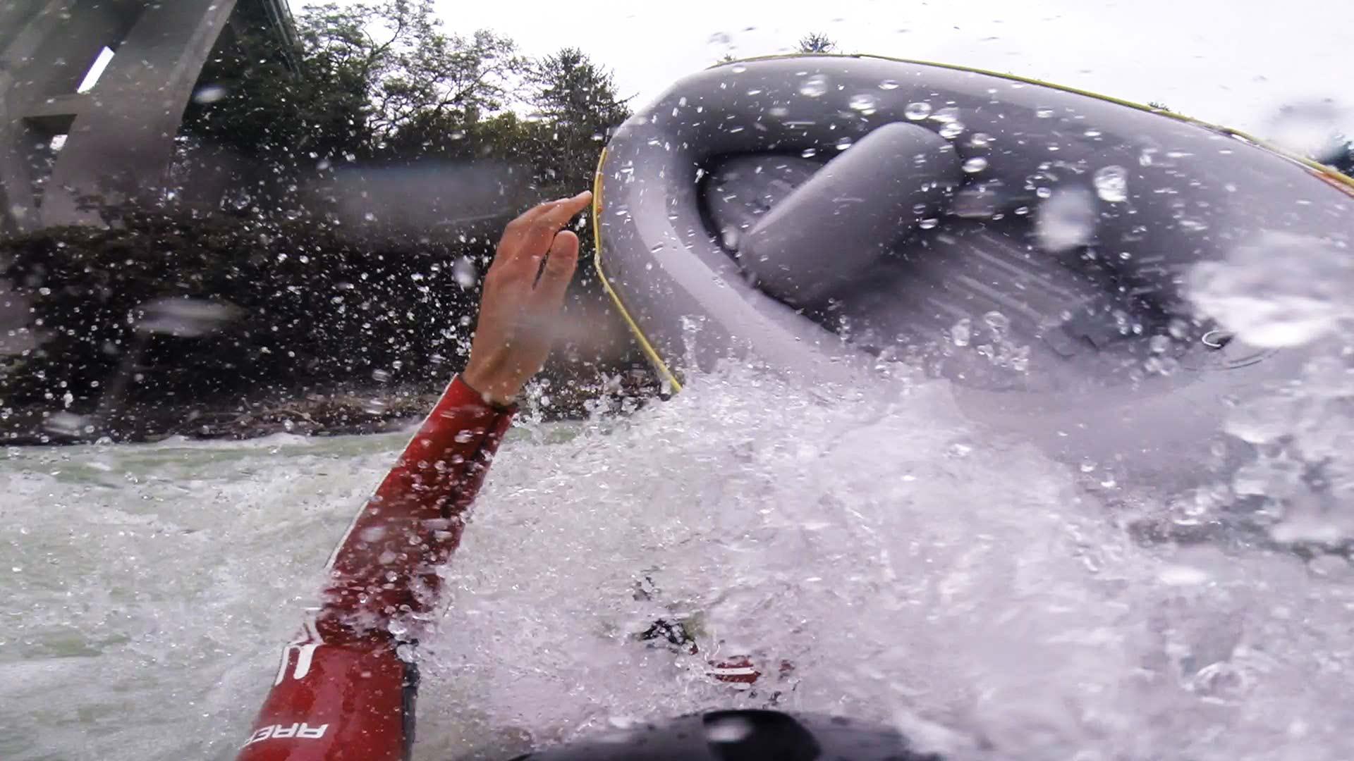 Power Rafting für Fortgeschrittene